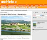 Progetto Manifattura - Master plan