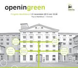 """""""openingreen"""" - una festa per inaugurare l'edificio dell'Orologio"""