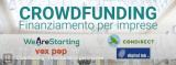 Crowfunding - finanziamento per imprese