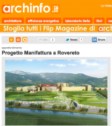 Progetto Manifattura a Rovereto