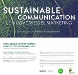 Sustainable Communication - Le nuove vie del marketing